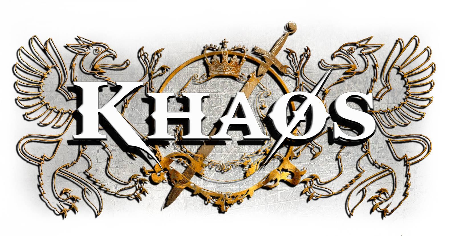 Khaøs Logo hsmusicpix bandpage